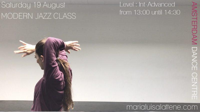 Uitzonderlijk Dance News   Marialuisa Lattene UI-01